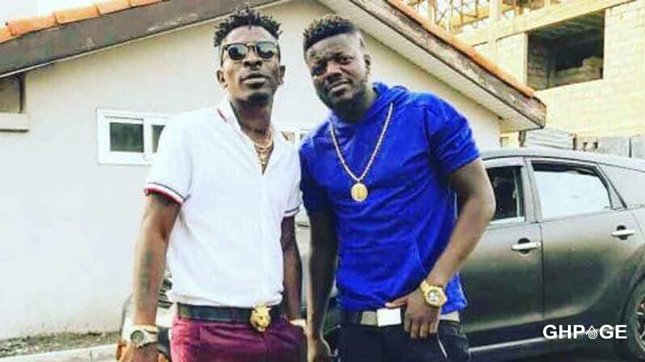 I don't have any fight with Pope Skinny – Shatta Wale