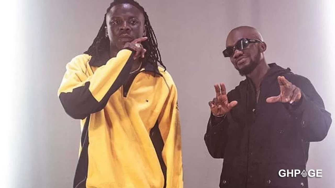 Leave me out of Mr Drew's copyright issues – Stonebwoy