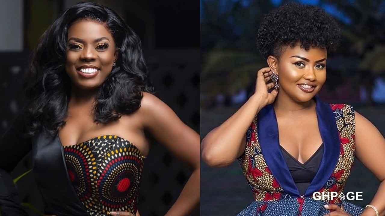 You deserve more – Nana Ama McBrown tells Nana Aba Anamoah as she marks her birthday