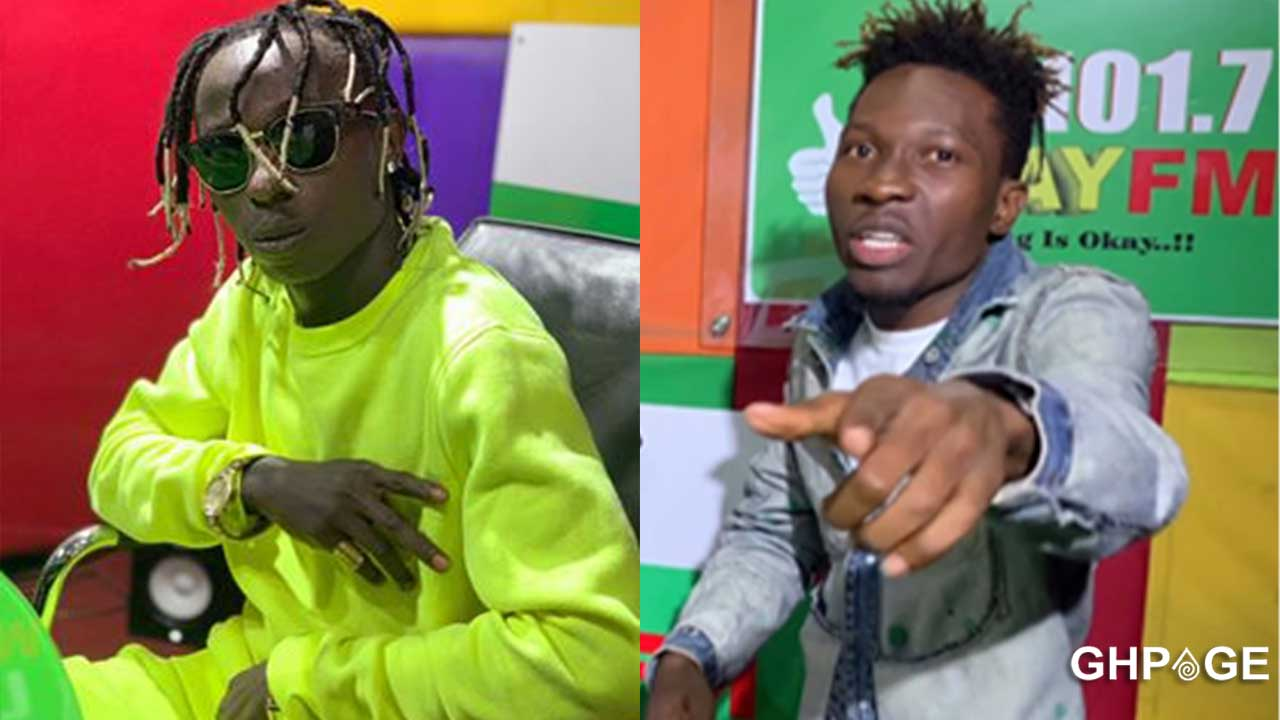 Take my name out of your mouth- Article Wan warns Patapaa