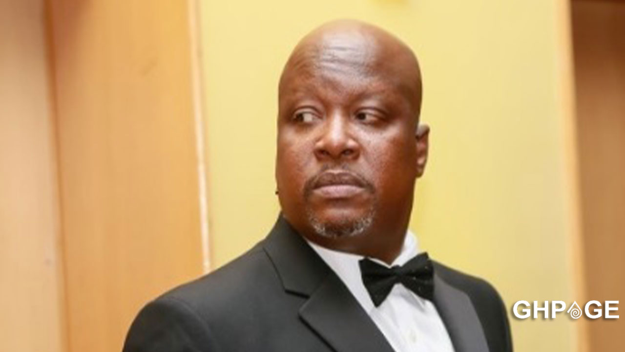 Kwame Sefa Kayi names an entire orphanage block after mum on 50th birthday