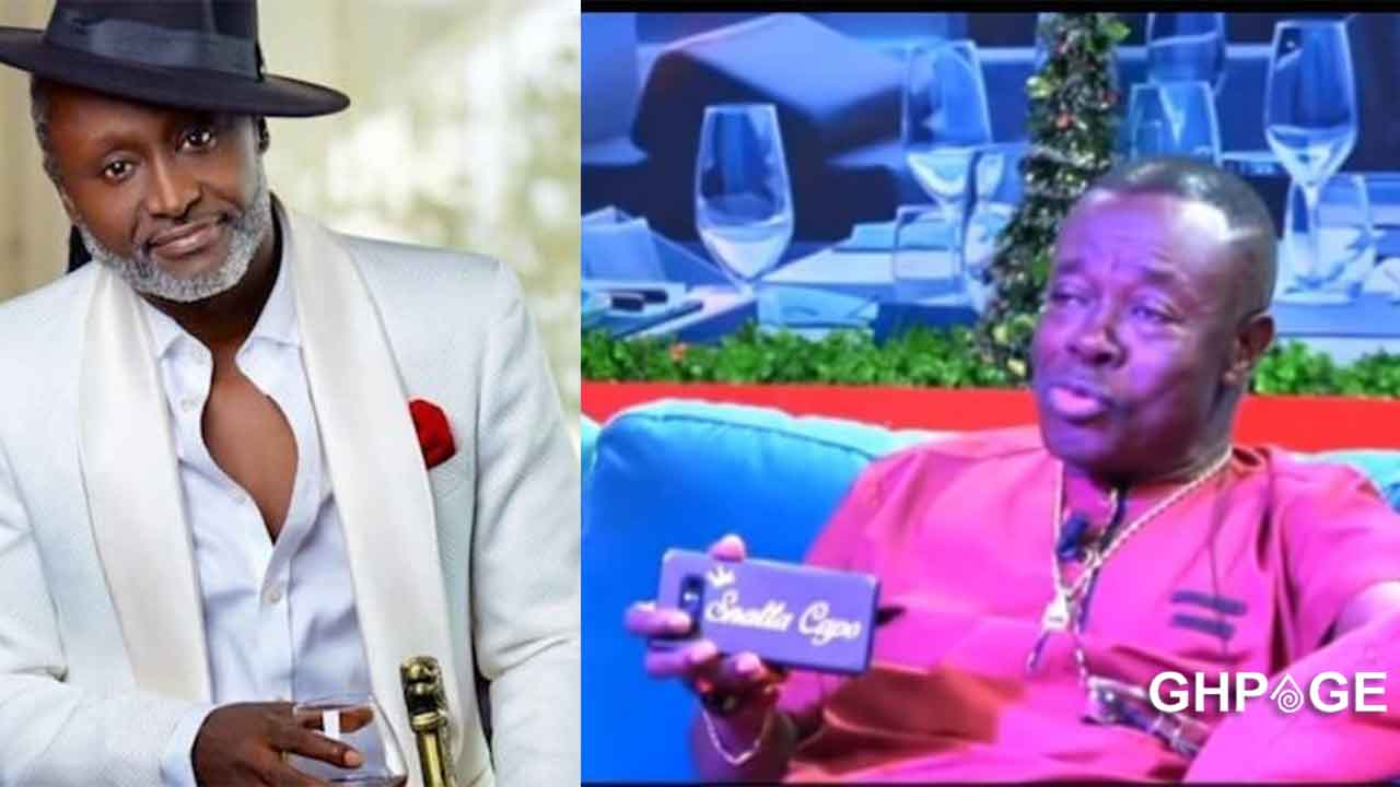 You sound just like your son- Reggie Rockstone tells Shatta Wale's father