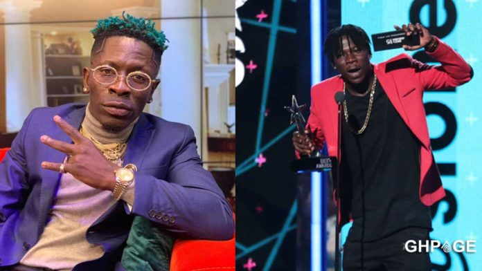 Shatta Wale Drops List Of His Top Five Female Artistes In Ghana