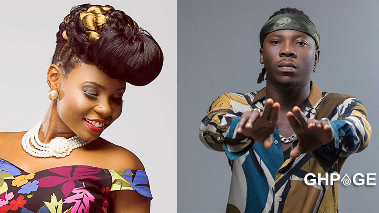 Yemi Alade names Stonebwoy as his favorite Ghanaian act; ignores Sarkodie and Shatta Wale