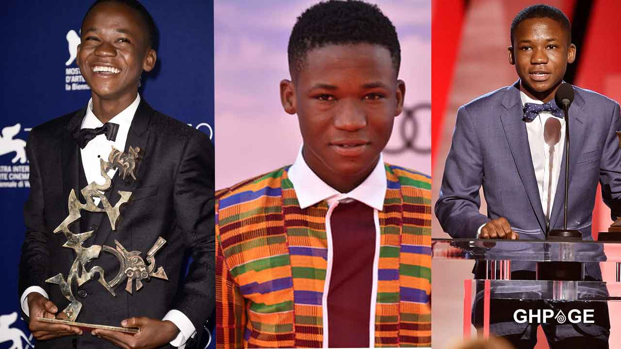 Abraham Attah gets another international feature after 'Beast of No Nation'