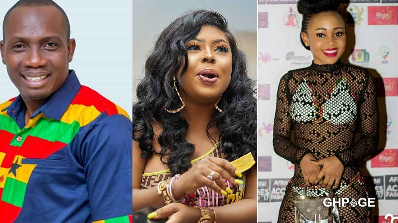 Afia Schwarzenegger has a bad influence on Akuapem Poloo – Counselor Lutterodt