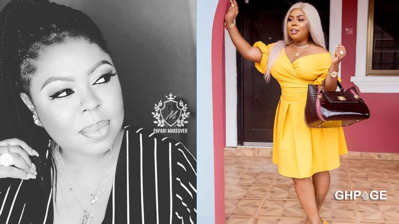 Ghanaians hate me because I'm an industrious and a self-made woman – Afia Schwar