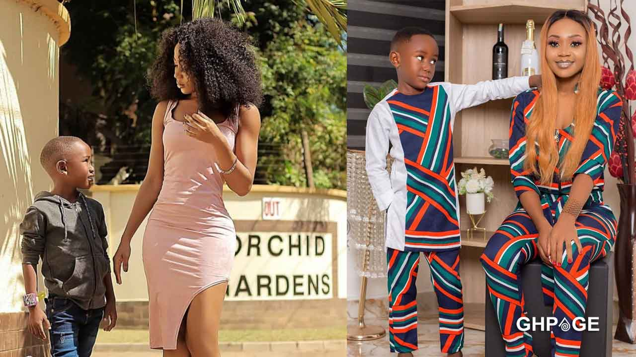 Akuapem Poloo apologizes following CID's invitation over son's picture