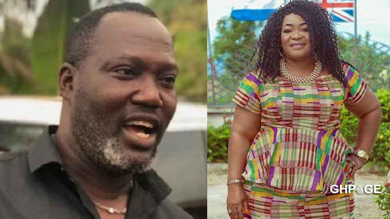 Lady pastor who claims I killed Bernard Nyarko is mad- Christiana Awuni reacts