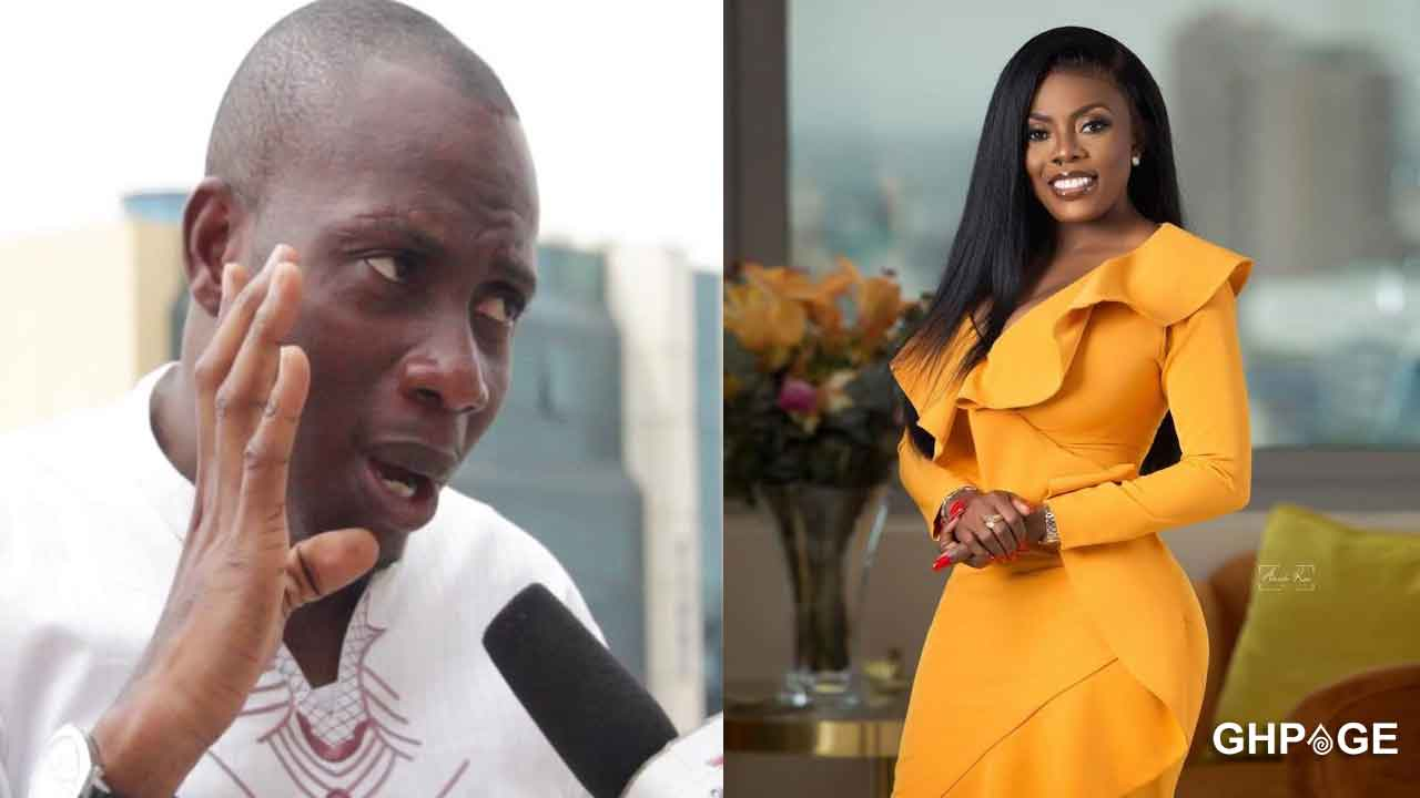 I have banned Counsellor Lutterodt from appearing on GH One TV – Nana Aba Anamoah