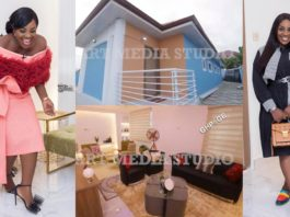 The classy new studio built by Emelia Brobbey