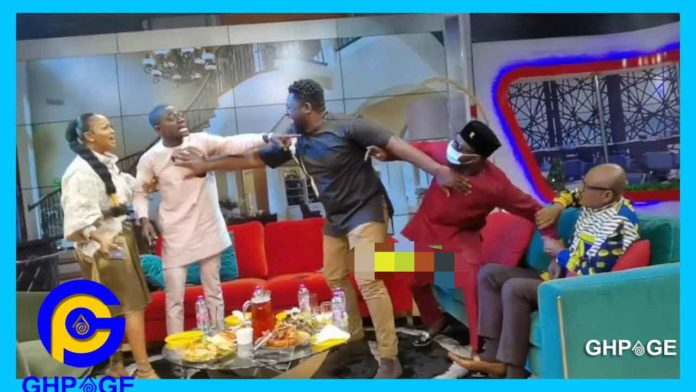 Funny-Face-and-Lilwin-clashed-on-TV