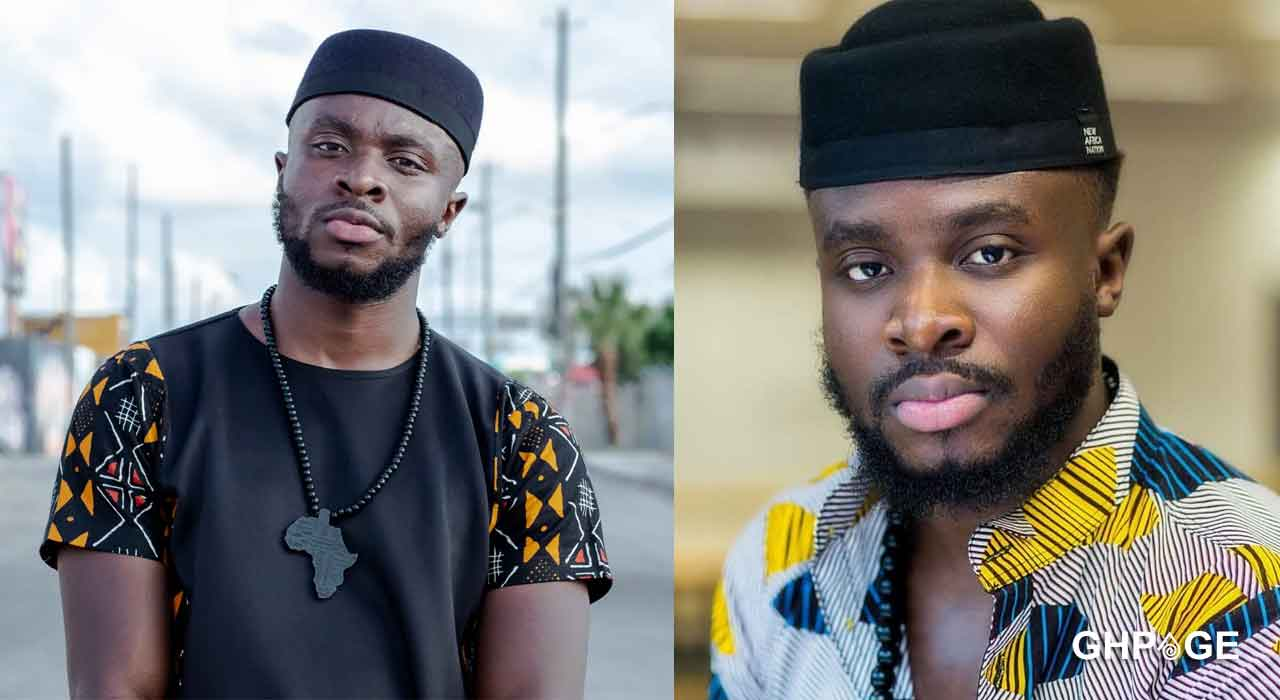 Fuse ODG burns image of Jesus Christ after tagging it seed of apartheid and Hitler