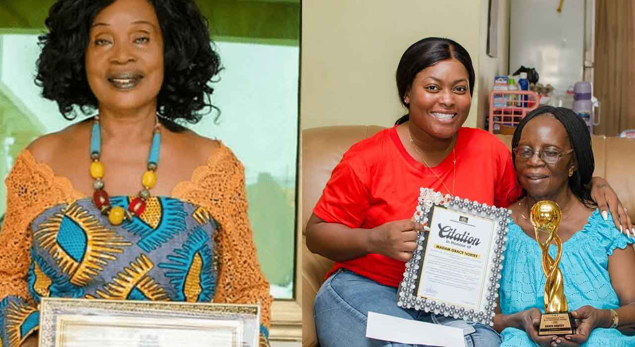 GAE Awards honor Grace Nortey, Maame Dokono and other ace actors