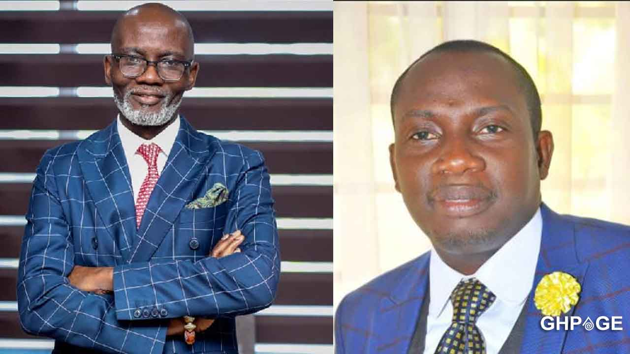 Gabby Otchere Darko blasts Counsellor Lutterodt over his infamous 'rape' statement