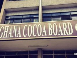 Ghana-Cocoa-Board-Office-In-Accra