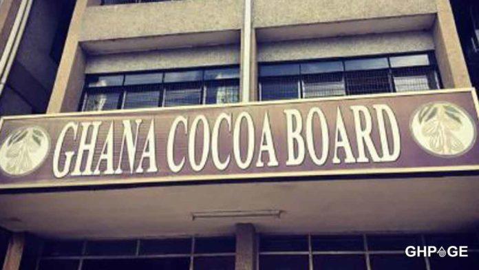 Ghana-Cocoa-Board-Office-In-Accra