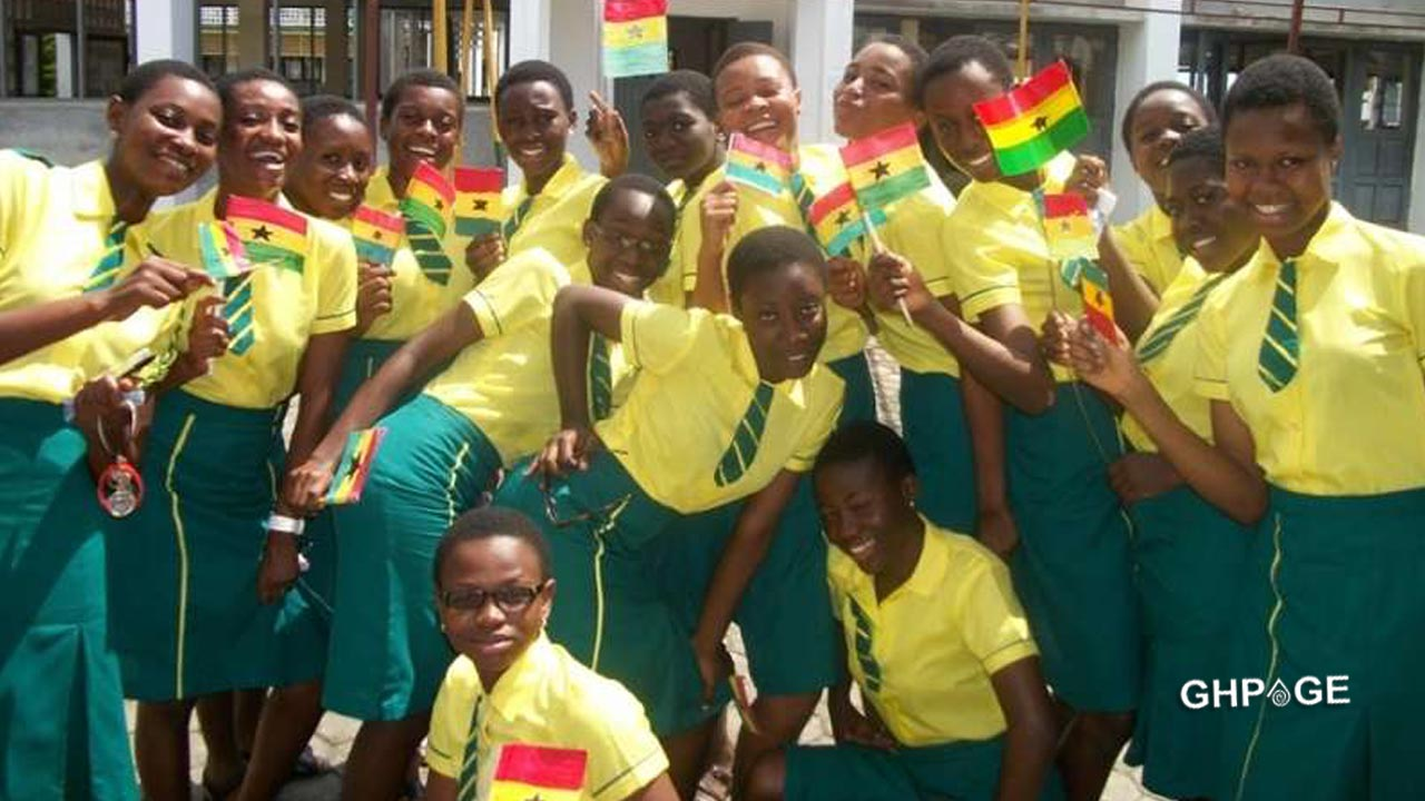 14 Senior High Schools that have confirmed COVID-19 cases in Ghana