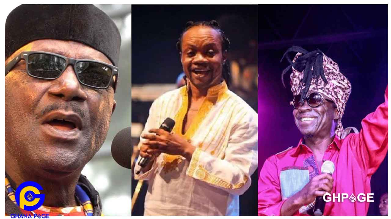 Daddy Lumba & Kojo Antwi are not highlife Musicians- Gyedu Blay Ambolley