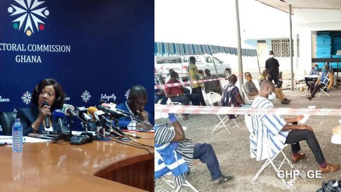 Health-experts-warn-EC-to-suspend-Voter's-registration-Exercise