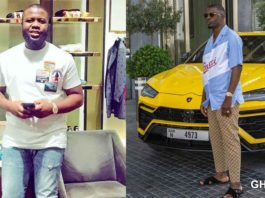 Hushpuppi and Mr Woodberry