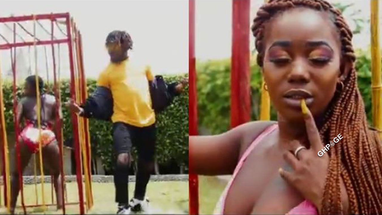 Nzema rap God, Iconzy Fiack releases official music video for hit track 'Crazy oo'