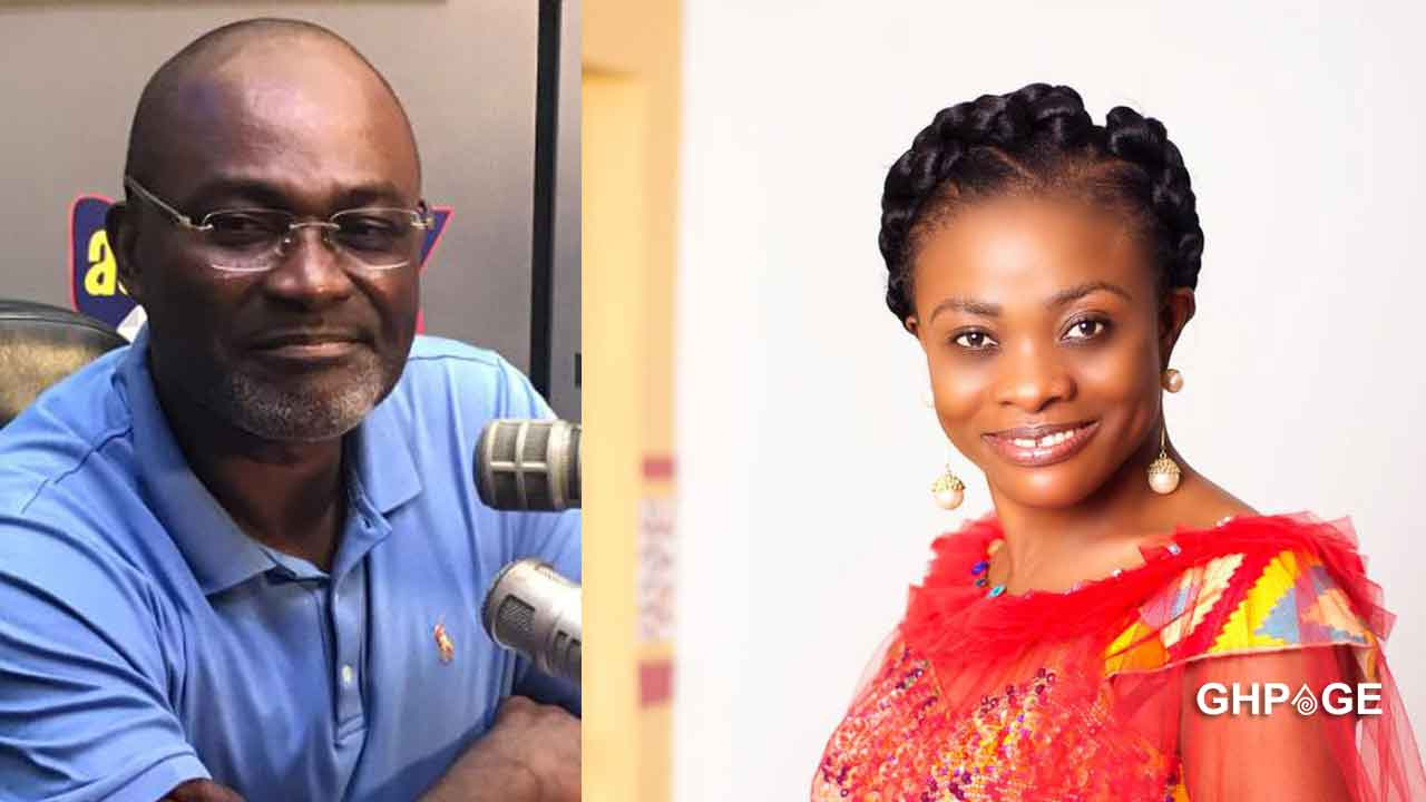 Any pastor who opposes Kennedy Agyapong's exposé is fake – Diana Asamoah