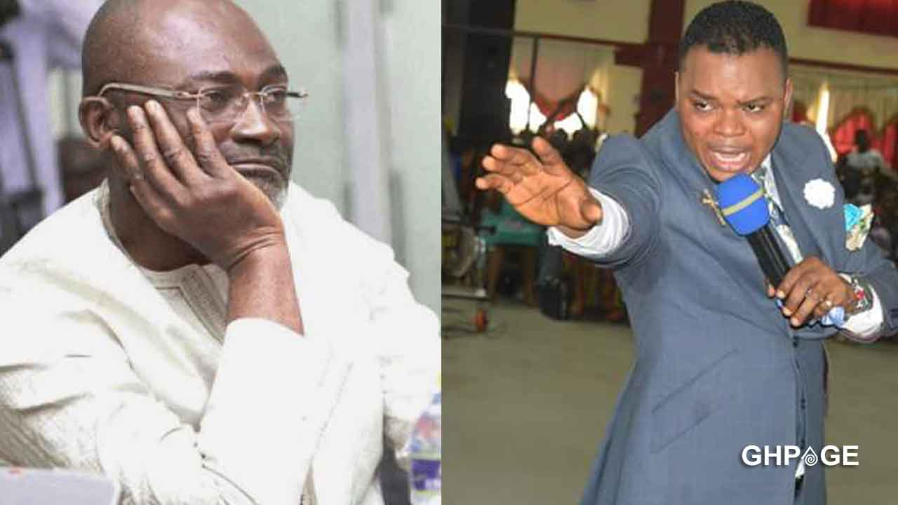 God will strike Kennedy Agyapong if he continues to expose men of God – Obinim