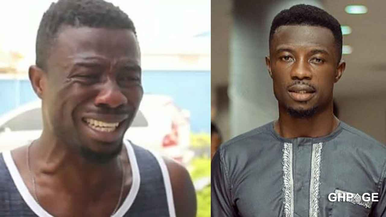 An old lady accidentally kissed me and left her teeth in my mouth – Kwaku Manu