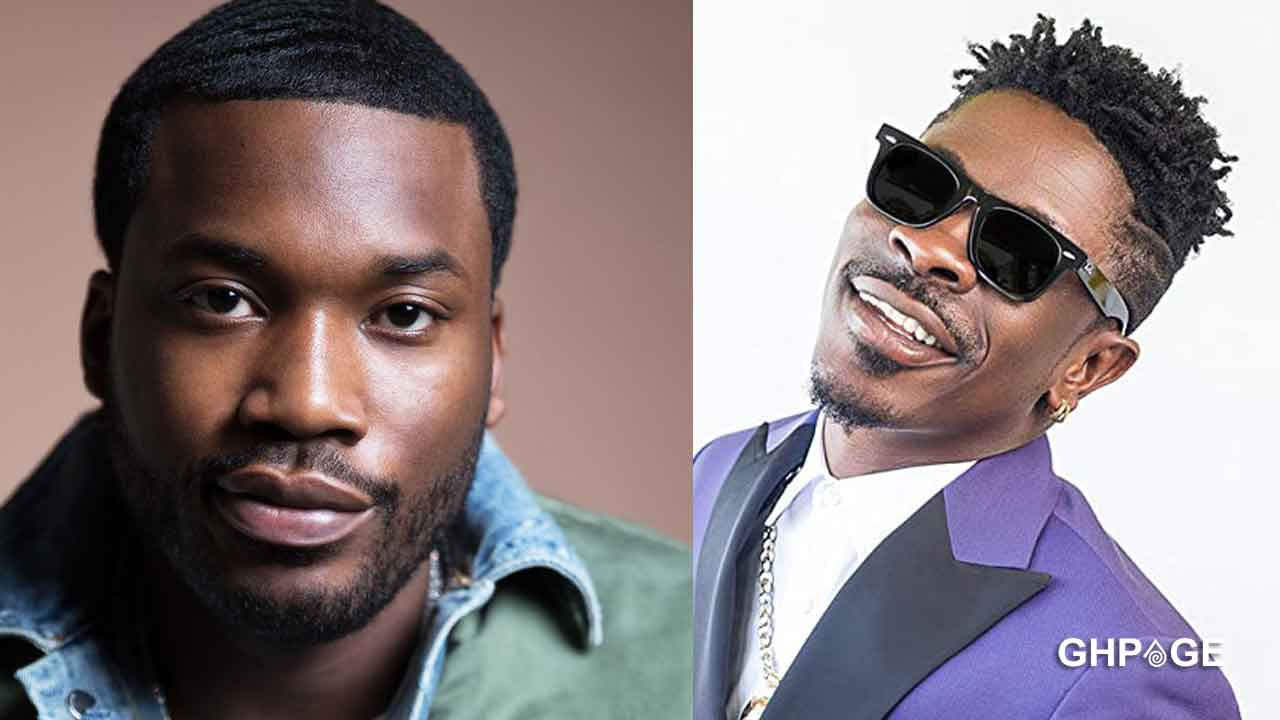 Shatta Wale lands another international collaboration with Meek Mill