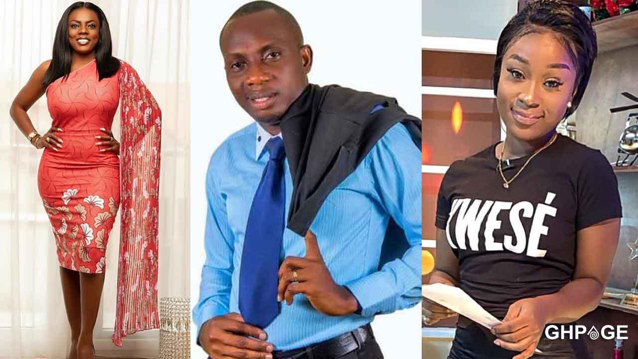 Efia Odo and Nana Aba Anamoah trash Counselor Lutterodt over 'rape' comment