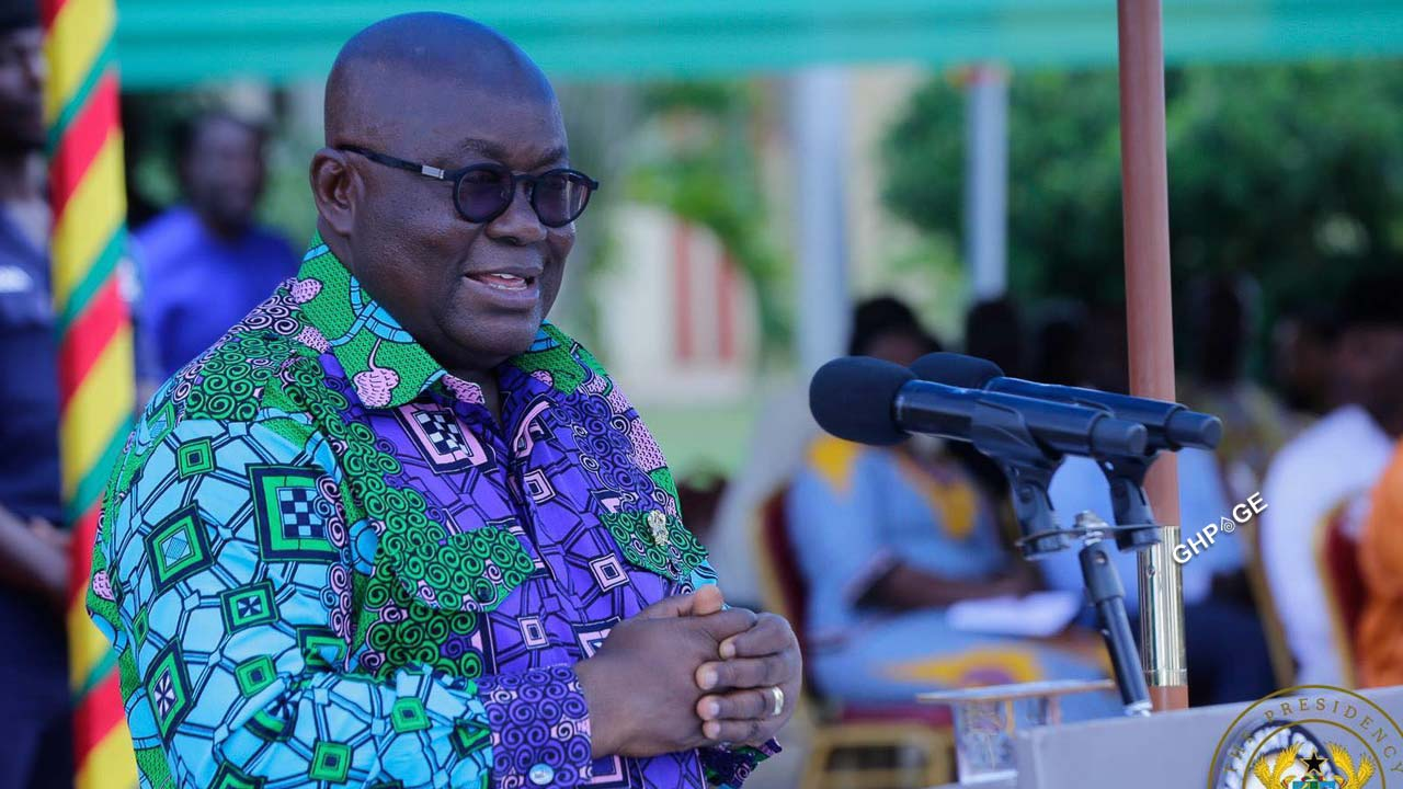 Akufo-Addo extends free water and free electricity for another 3 months