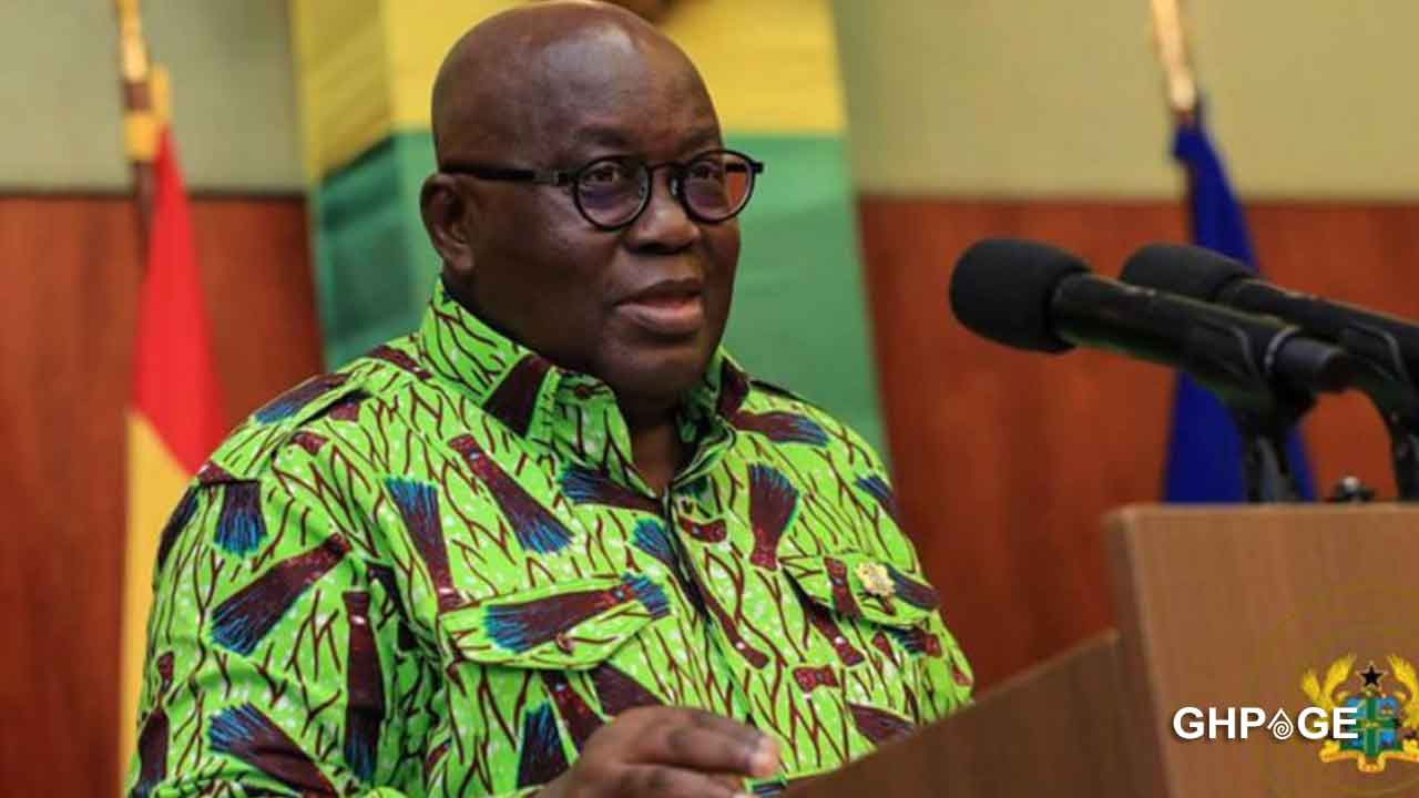 Public transports to stop observing social distancing – Akufo Addo