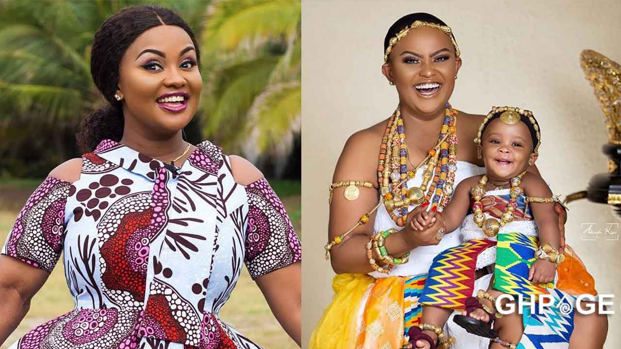 I was pressured to marry because of my age and popularity- Nana Ama Mcbrown