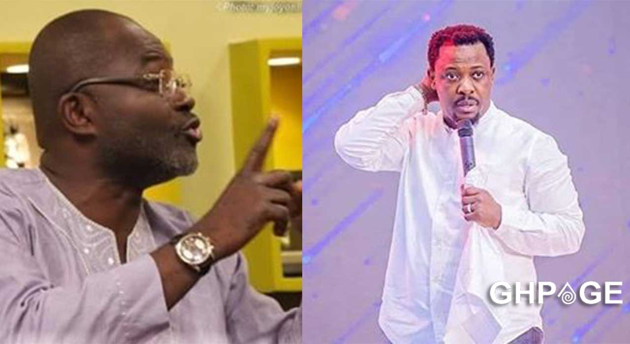 Why don't you arrest me if I sent people to kill you- Prophet Nigel to Ken Agyapong