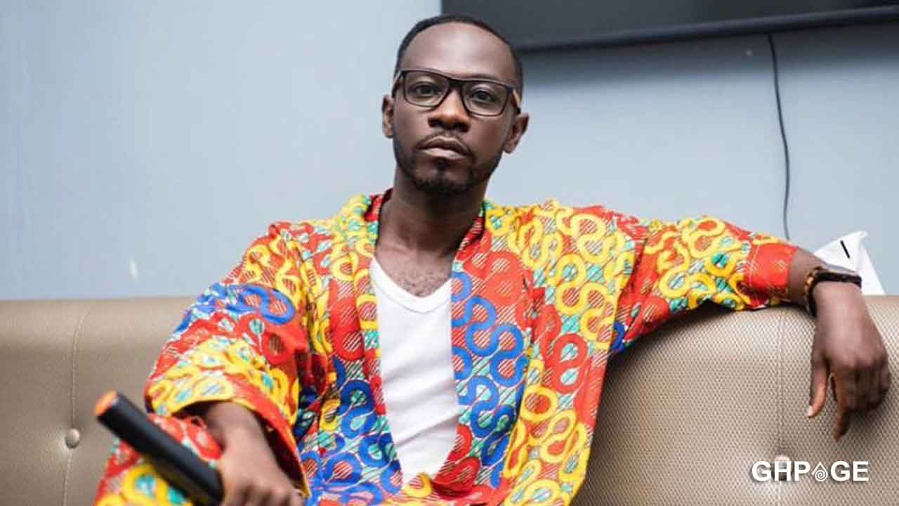 There's nothing beautiful in this world than a naked woman – Okyeame Kwame