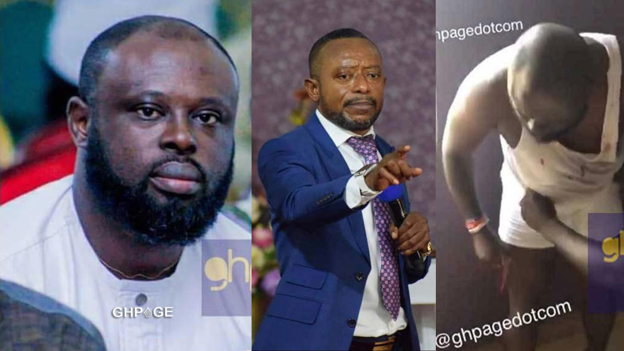 You will go mad-Owusu Bempah curses pastor who accused him of being gay
