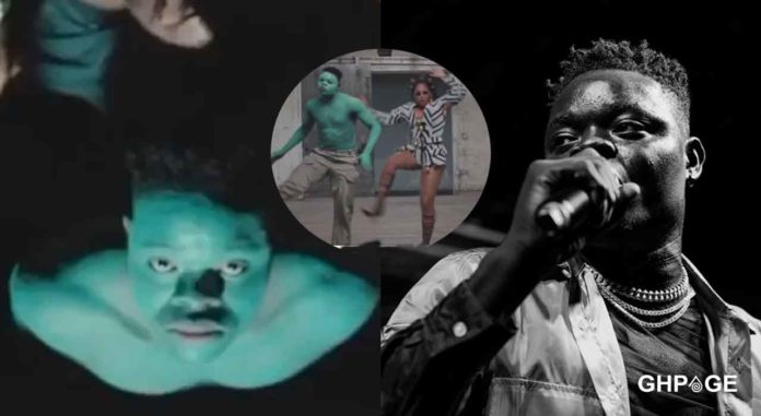 Papi-Ojo;-Lead-dancer-of-Beyoncé-and-Shatta-Wale's-Already-video,-who-is-also-a-musician