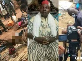 Police-raids-Togolese-juju-man's-house-and-finds-over-5000-dead-bodies-and-skeletons