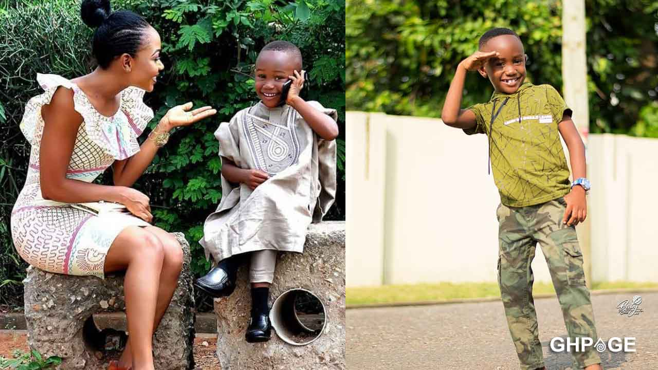 Photo of Akuapem Poloo's baby daddy pops up