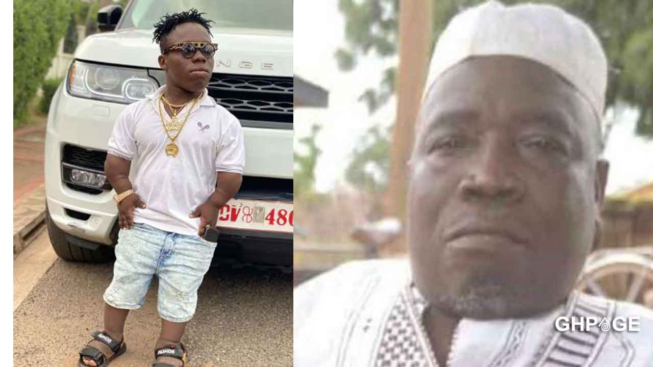 Shatta Bandle's father is dead