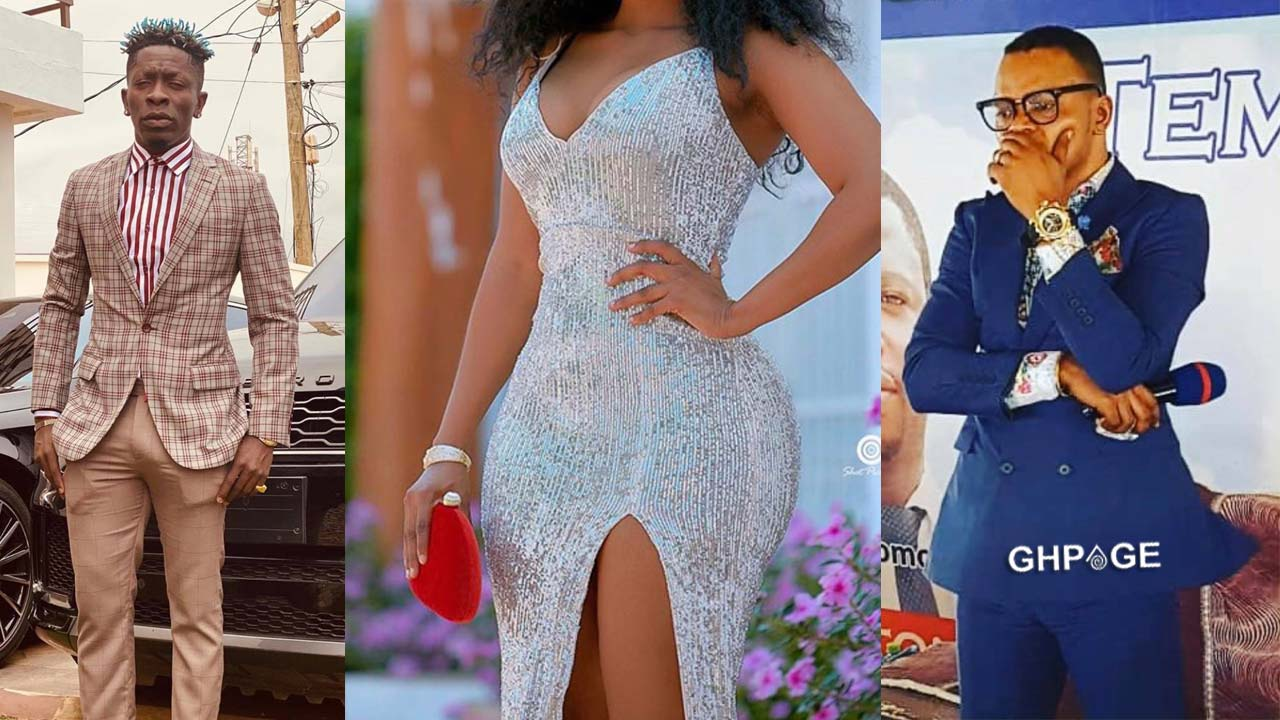 God gave me another bestie- Shatta Wale flaunts Benedicta Gafah