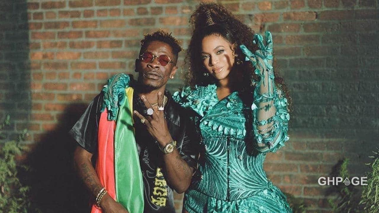 I came to Ghana to shoot 'Already' music video with Shatta Wale- Beyonce