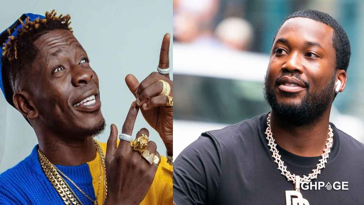 Ghanaians snitch reactions to the ShattaWale-Meek Mill upcoming collabo