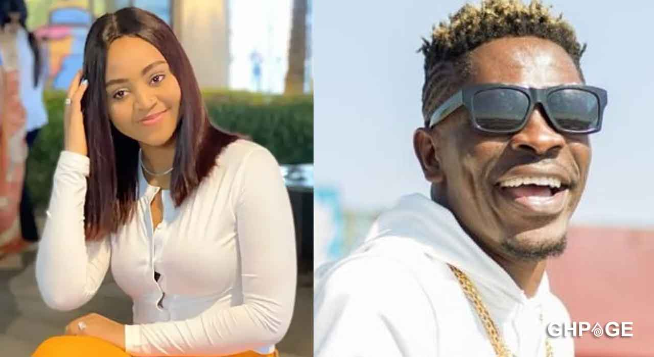 Shatta Wale hyped in Nigeria as Regina Daniels jams to Gringo song