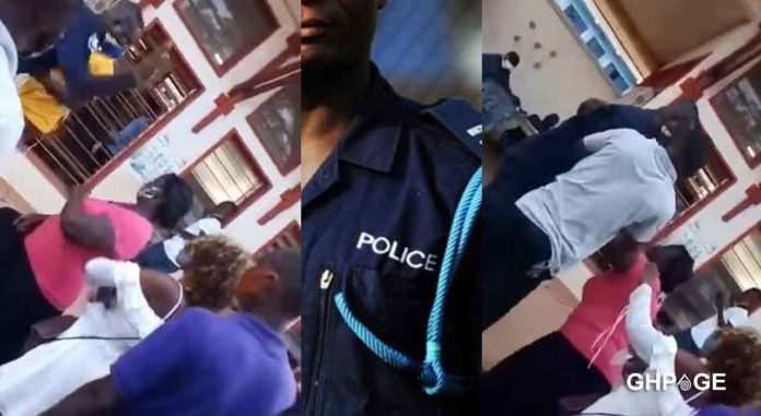 Video-of-Policeman-slapping-a-woman-sparks-outrage-on-social-media