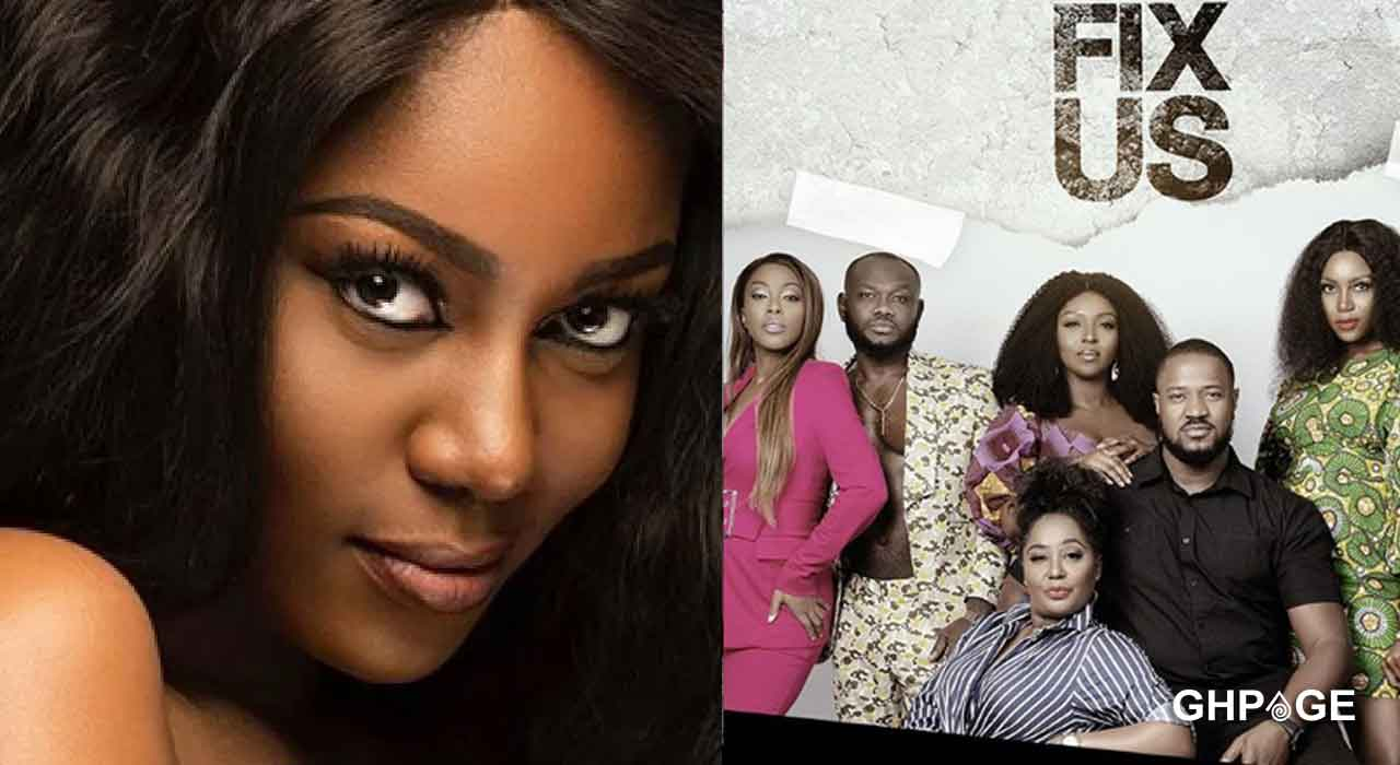 Yvonne Nelson's fix us movie makes it to Netflix