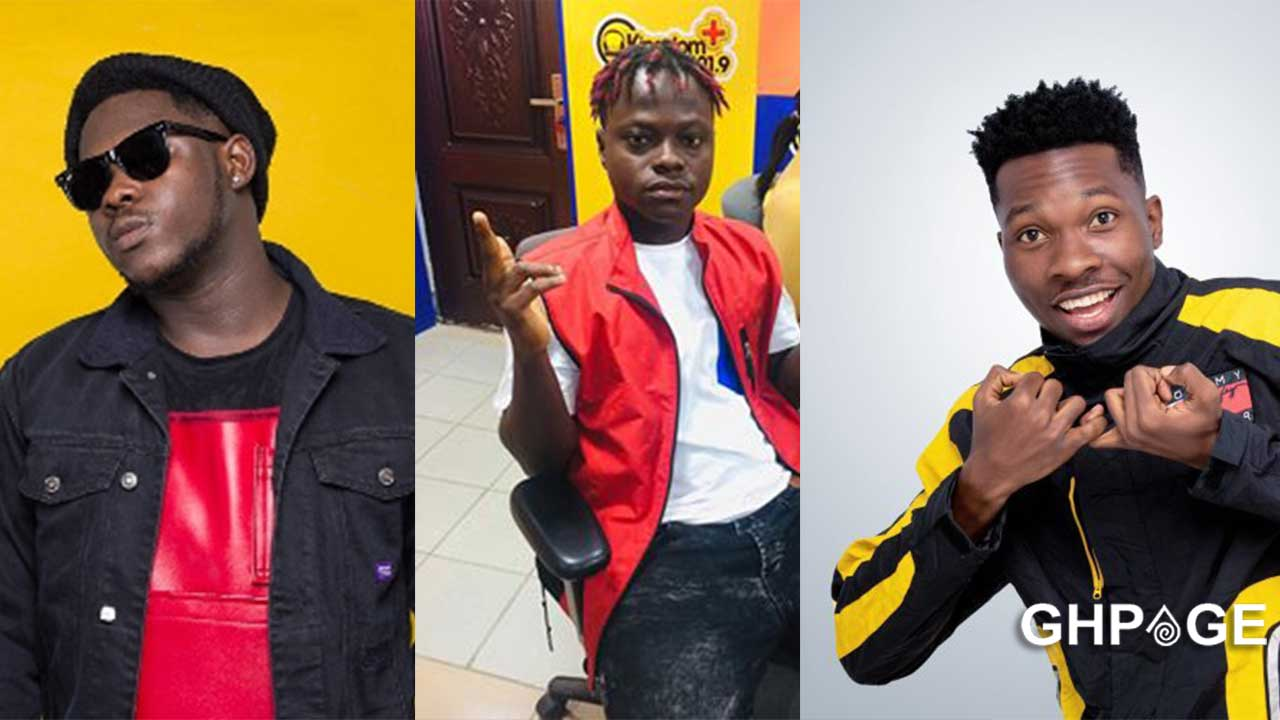 Article Wan and Medikal are not on my level but only big at the moment- Awal