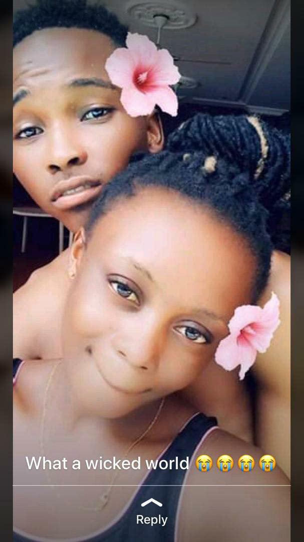 boyfriend kills girlfriend 1 - Jealous boyfriend killed his girlfriend because another guy picked her up with his  Toyota Camry in Cape Coast