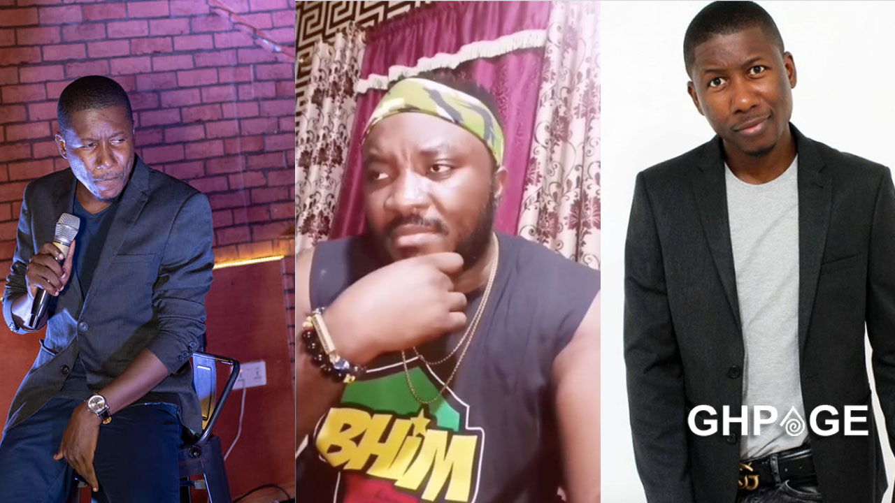 DKB is the cause of the woes in Ghanaian comedy – Augustin Dennis